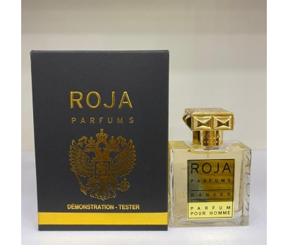 TESTER ROJA PARFUMS RANGER HOMME EDP 50 ML