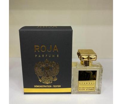 TESTER ROJA PARFUMS SCANDAL HOMME EDP 50 ML