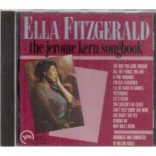Ella Fitzgerald Sings The Jerome Kern Song Book 1