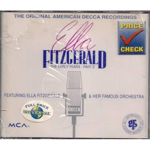 Ella Fitzgerald: The Early Years, Pt. 2 1