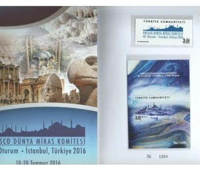 2016 UNESCO DÜNYA MİRAS KOMİTESİ 40. OTURUM İSTANB