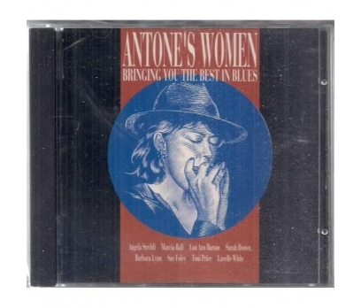 Antone's Women - Bringing You the Best in Blues