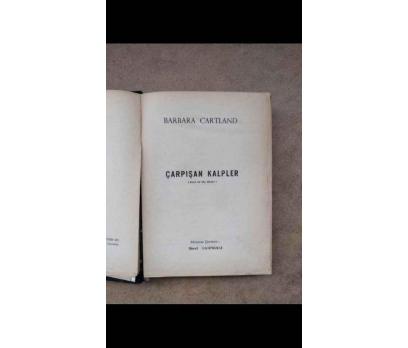 ÇARPIŞAN KALPLER BARBARA CARTLAND