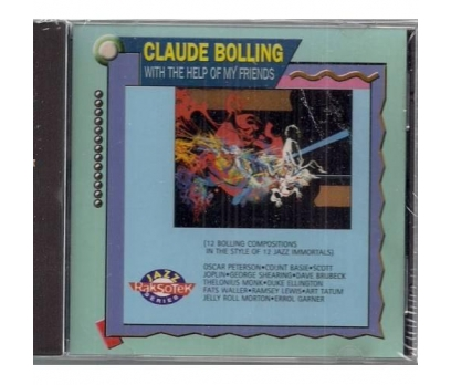 Claude Bolling - With The Help Of My Friends