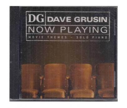 Dave Grusin - Now Playing Movie Themes Solo Piano