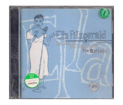 Ella Fitzgerald - The Best Of The Song Books: The