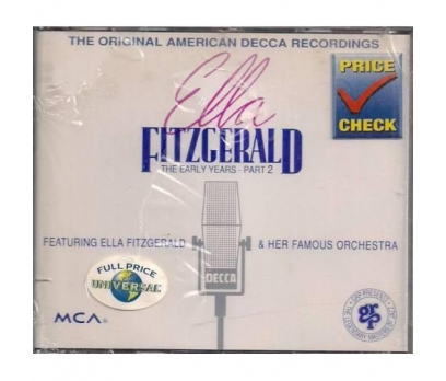 Ella Fitzgerald: The Early Years, Pt. 2