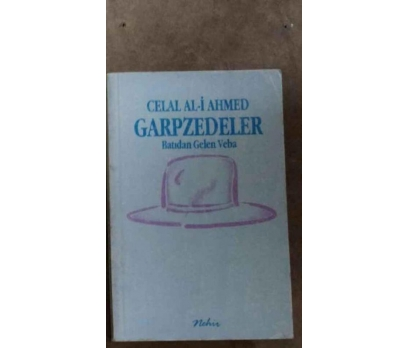 GARPZEDELER BATIDAN GELEN VEBA CELAL AL-İ AHMED