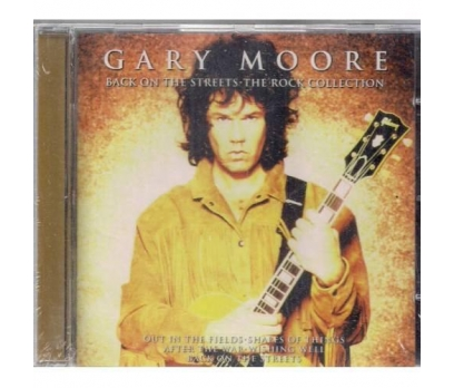 Gary Moore - Back On The Streets Rock Collection