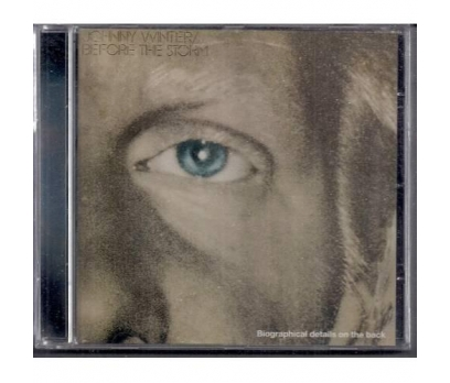 Johnny Winter - Before The Storm