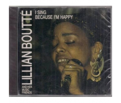 Lillian Boutte - I Sing Because I;m Happy