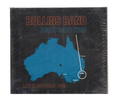 Rollins Band Insert Band Here Live in Australia
