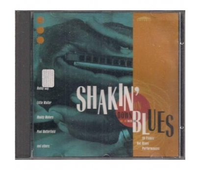 Shakin' On Down With The Blues