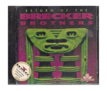 The Brecker Brothers - Return Of The Brecker Bro