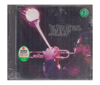The Dizzy Gillespie Reunion Big Band 20th And 30th
