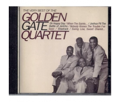 The Golden Gate Quartet -The Very Best of