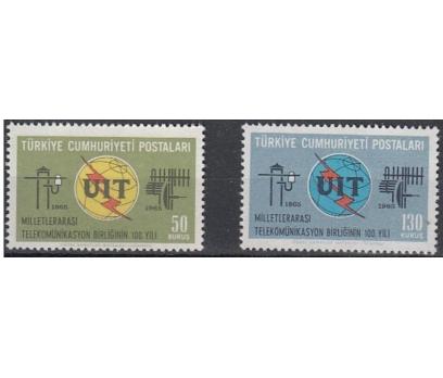 1965 DAMGASIZ ULUSLARARASI TELEKOMİNİKASYON BİRLİĞ