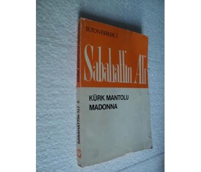 KÜRK MANTOLU MADONNA Sabahattin Ali CEM YAY.
