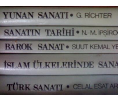 SANAT TARİHİ