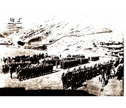 D&K-ATATÜRK-BİTLİSTE 2.ORDU KOMUTANI İKEN 1917