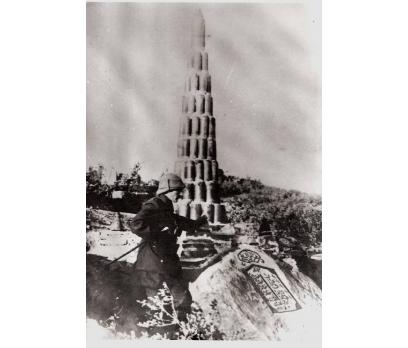 D&K-ATATÜRK-ÇANAKKALE ABİDESİ ÖNÜNDE 1915