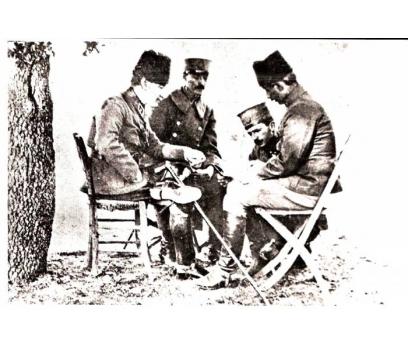 D&K-ATATÜRK-GARP CEPHESİ KOM. İLE AĞUSTOS 1922
