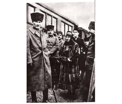 D&K-ATATÜRK-GEBZE İSTASYONUNDA 18 0CAK 1923