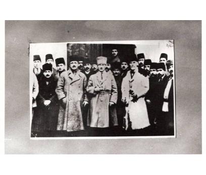 D&K-ATATÜRK-HEYETİ TEMSİLİYEYLE BİRLİKTE 1919