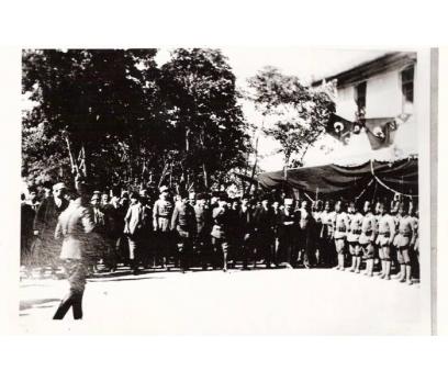 D&K-ATATÜRK-İZMİRDEN ANKARAYA GELİRKEN 1922
