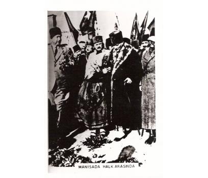 D&K-ATATÜRK-MANİSADA  26 OCAK 1923