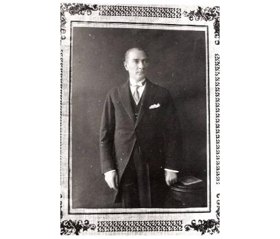 D&K-ATATÜRK-REİSİCUMHURUN BİR PORTRESİ 1931