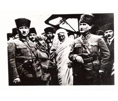 D&K-ATATÜRK-ŞEYH SÜNİSİ İLE BİRLİKTE MART 1923