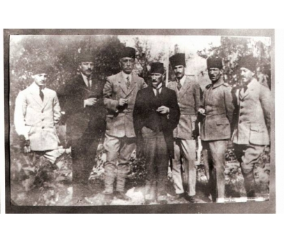 D&K-ATATÜRK-SİVAS KONGRESİ GÜNLERİNDE 1919