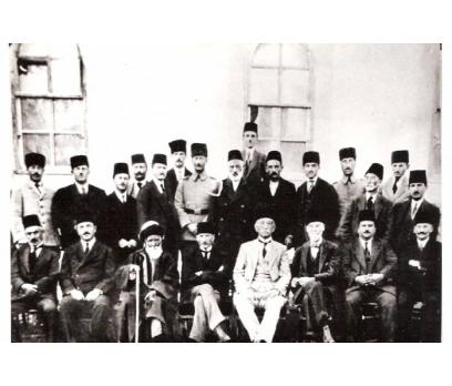 D&K-ATATÜRK-SİVAS KONGRESİ ÜYELERİ İLE EYLÜL1919
