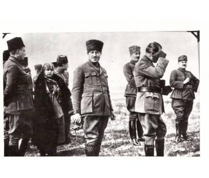 D&K-ATATÜRK-TATBİKATI İZLERKEN 6 ŞUBAT 1923