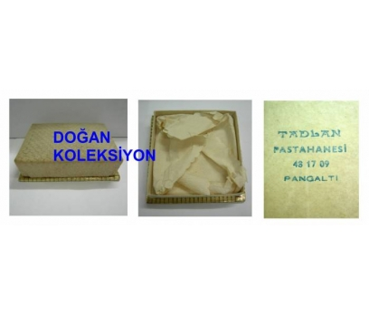 D&K-ÇİKOLATA KUTUSU TADLAN PASTANESİ PANGALTI