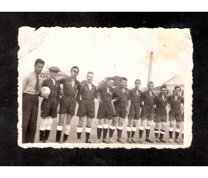 D&K--EDREMİT HALKEVİ TAKIMI 1937 YILI 1