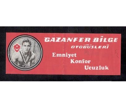 D&K-GAZANFER BİLGE TURİZM OTOBÜS BİLETİ