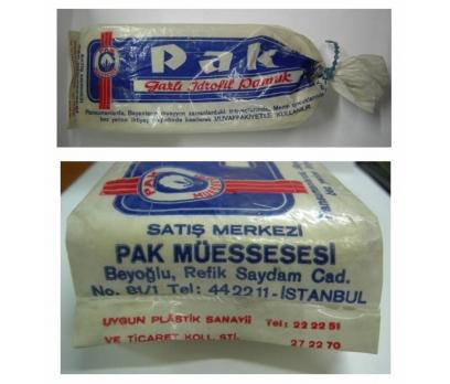 D&K--GAZLI İDROFİL PAMUK. BEYOĞLU-İSTANBUL
