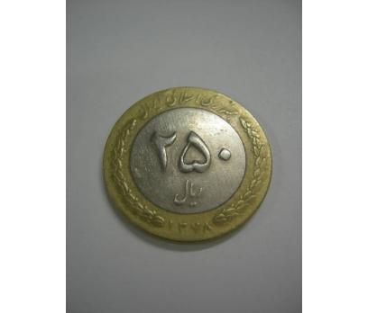 D&K-İRAN  250 RİYAL 1999 BİMETAL.