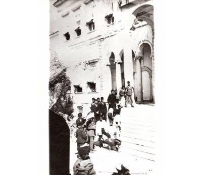 D&K-İŞGAL KUVVETLERİ İSTANBULDAN AYRILIRKEN 1