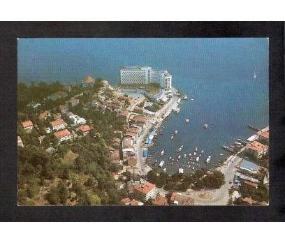 D&K--İSTANBUL GRAND HOTEL TARABYA KARTPOSTAL
