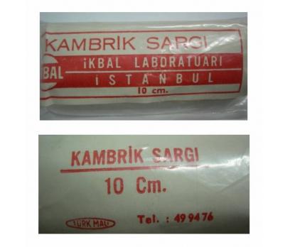 D&K--KAMBRİK SARGI-İKBAL LABARATUVARI İSTANBUL