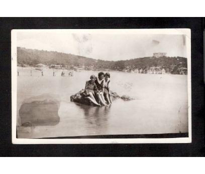 D&K--ÖĞRENCİLER TATİLDE 1928 YILI FOTOGRAF