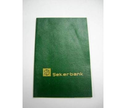 D&K--ŞEKERBANK BANKA CÜZDANI