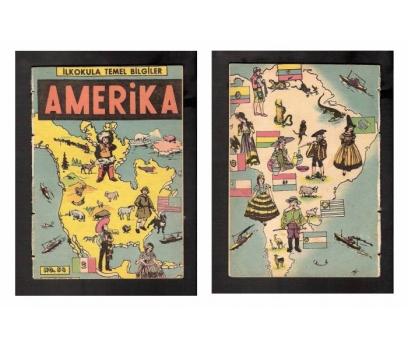 D&K-İLKOKULA TEMEL BİLGİLER-AMERİKA
