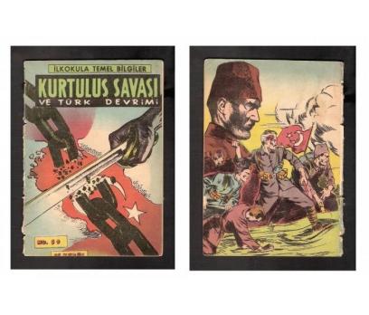 D&K-İLKOKULA TEMEL BİLGİLER-KURTULUŞ SAVAŞI.
