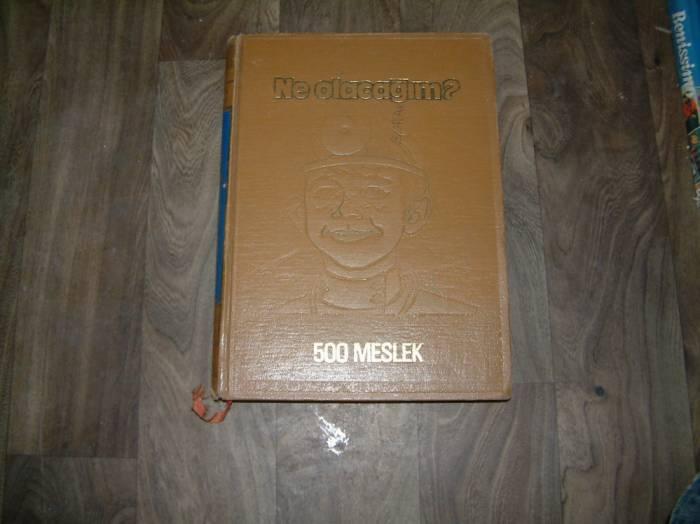 NE OLACAĞIM - 500 - MESLEK - 1973 1