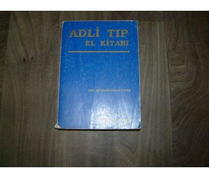 ADLİ TIP EL KİTABI SALİH YAŞAR ÖZDEN - 1989