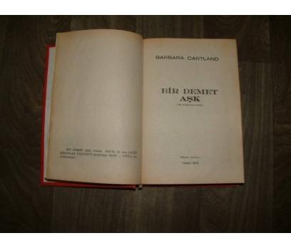 BİR DEMET AŞK BARBARA CARTLAND - 1975